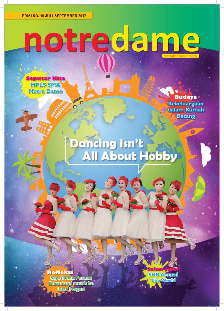 Majalah Notre Dame Edisi ke-19
