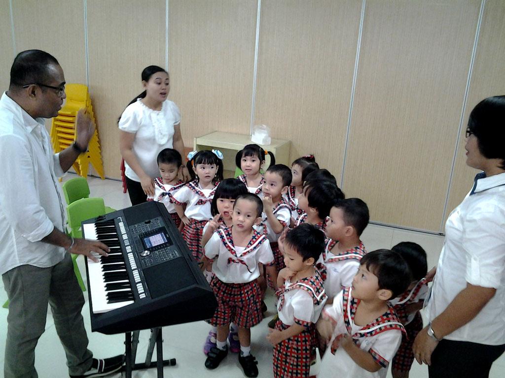 Belajar Seni Musik
