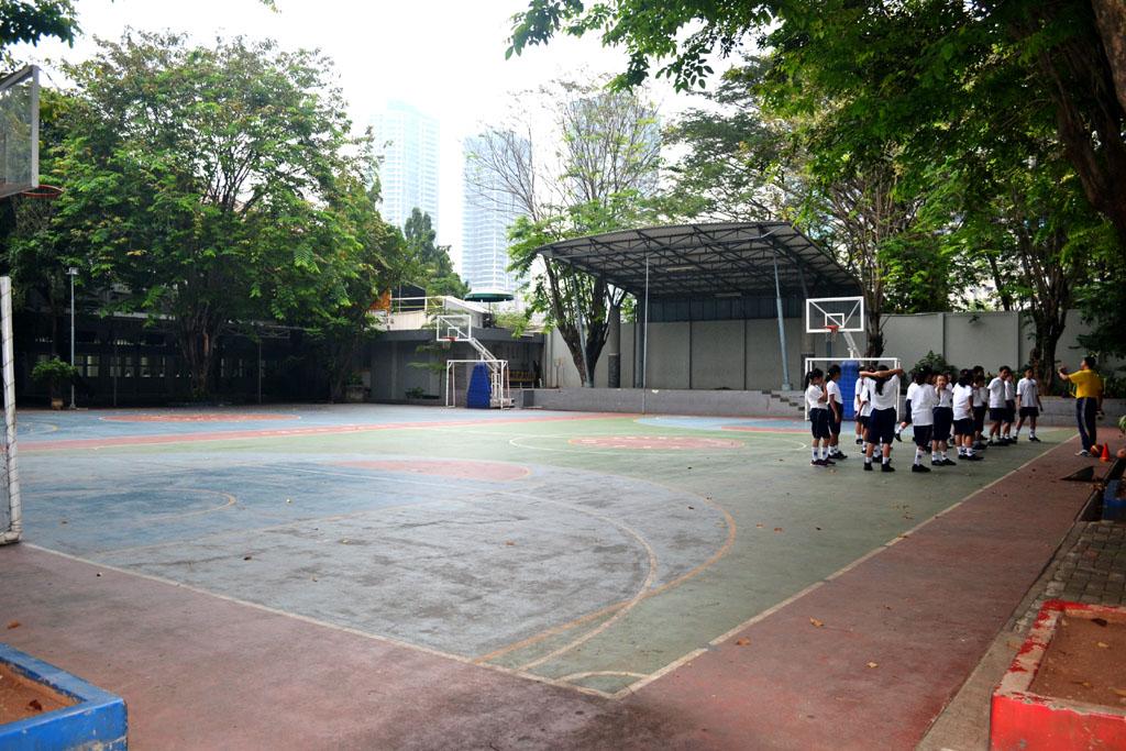 Lapangan Olah Raga