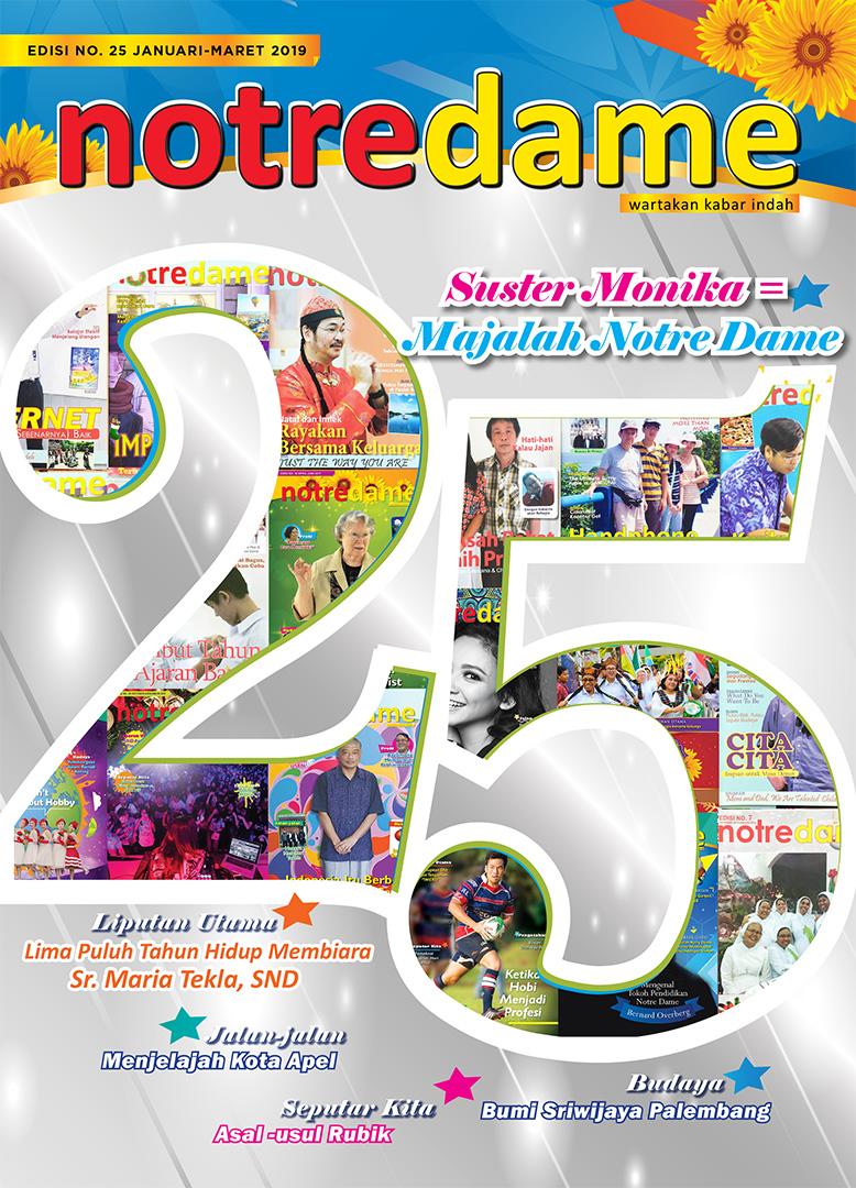 Majalah Notre Dame Edisi ke-25