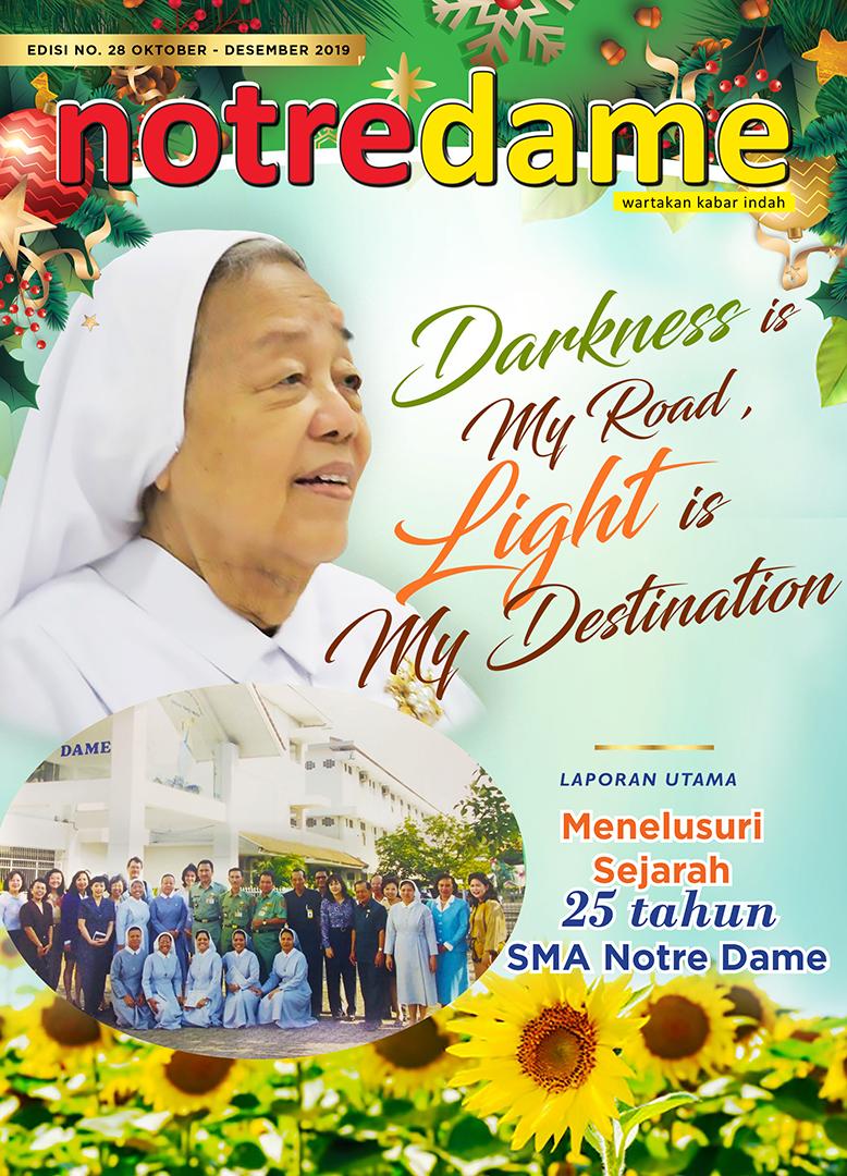 Majalah Notre Dame Edisi ke-28